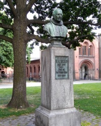 Пам'ятник Вільгельму Векселю в Осло