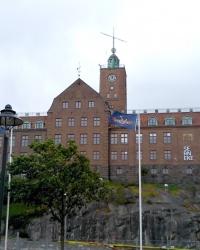 Будинок школи навігації в Гетеборзі