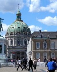 Копенгаген. Амалієнборг