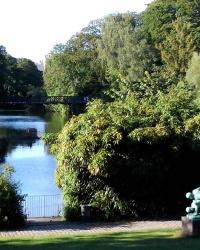 Парк Ерстеда в Копенгагені