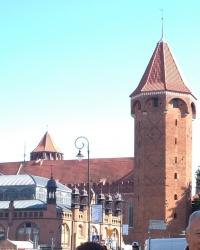 Ґданськ. Вежа Яцека