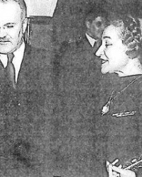 Первая леди СССР