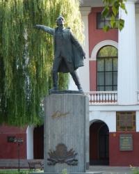 Памятник А.В.Суворову в Киеве
