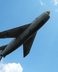 Памятный знак в честь Скадовской авиагруппы