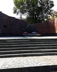 Братская могила воинов 39-й Гвардейской, 45-й и 193-й стрелковых дивизий, погибших в 1942 - 1943 гг. в Сталинграде