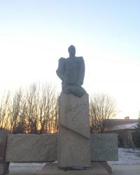 Памятник маршалу Г.К. Жукову в г. Волгограде
