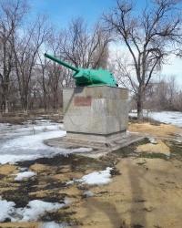 """Мемориальный комплекс """" Линия обороны Сталинграда"""" в г. Волгограде. Башня №8"""