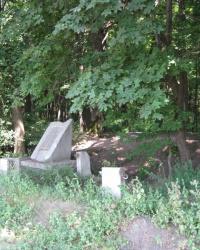 Наблюдательный пункт 4-го полка гвардейских минометов