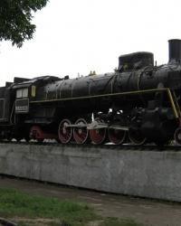 «Феликс Дзержинский» в Карповском саду