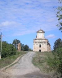 Костел Вознесіння в Межирові