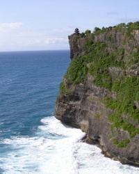 Храм Улувату - визитная карточка южного Бали