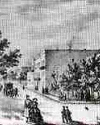 Первое здание Ришельевского лицея в Одессе