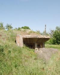 ДОТ не времен ВОВ под Володарском (бункер)