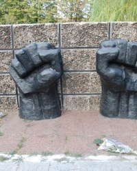 Памятник «Жертвам фашизма» в г.Мариуполе