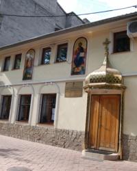 Храм святого апостола Андрея Первозванного Украинской Греко-Католической церкви в Одессе