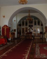 Домовая церковь имени святой великомученицы царицы Алексанндры в ОНМУ в Одессе