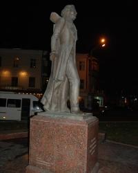 Памятник  Адаму Мицкевичу в Одессе