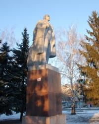 Памятник Ленину в Миргороде
