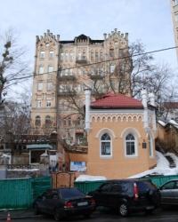 Усадьба Лапинского в Киеве