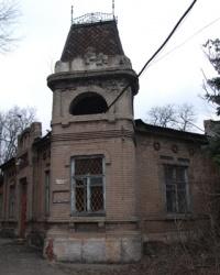 Особняк архитектора В.А.Нильсена в Мариуполе