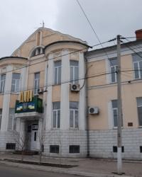 Здание где располагался штаб тайной полевой полиции времен немецкой оккупации Мариуполя