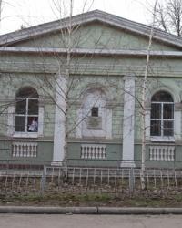 Здание, в котором размещался 1-й Мариупольский революционный комитет