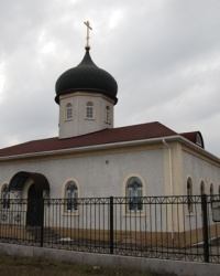 Свято Борисо-Глебский храм в Мариуполе