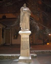 Скульптура  Гашпара Фейерпатаки-Белопотоцкого
