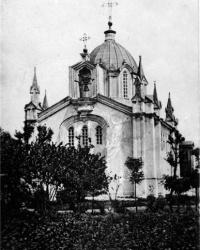Намоленые места Мариуполя. Костёл Успения Пресвятой Девы Марии