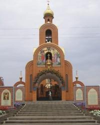 Свято-Покровский Храм в селе Боевом