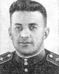 Памятник военным летчикам В.Г.Семенеишину и Н. Е. Лавицкому