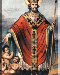 Скульптура  святого Микулаша в Липтовском Микулаше