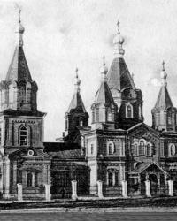 Намоленые места Мариуполя. Успенская  церковь