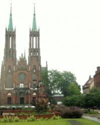 Reper na kościele (Żyrardów)