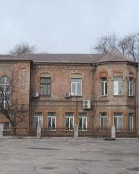 Дом первого директора ДМК И.Ясюковича