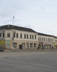 Бизнес-центр в дореволюционном Каменском (г.Днепродзержинск, ул.Кирова, 2)