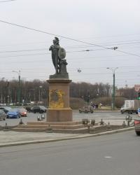 Памятник Суворову в Санкт-Петербурге