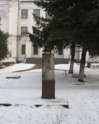 Памятник пионеру-герою Володе Дундуку. Чтобы помнили!