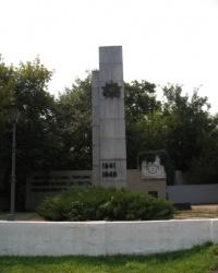 Памятник воинам-энергетикам, погибшим в годы Великой Отечественной войны