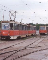 Трамвайная катастрофа в Днепродзержинске