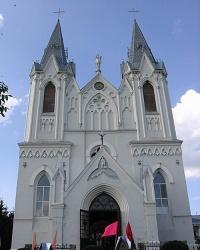 Костел Св. Анны в г.Бар