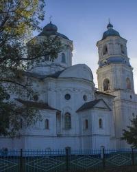 Михайловская церковь в Воронеже