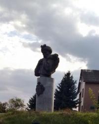 Памятник Богдану Хмельницкому в Суботове