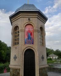 Источник Блаженного Даниила в Кировограде