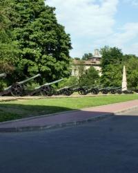 Монумент казнённым декабристам
