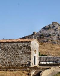 Греческий храм в Судаке