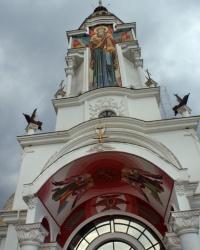 Николаевская церковь-маяк