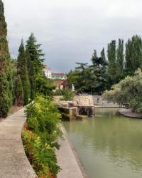 Парк-памятник садово-паркового искусства в Судаке