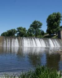 Водозабор города Помошная