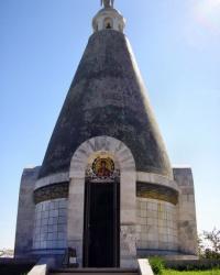 Храм-часовня святого Георгия на Сапун-горе